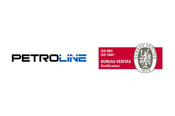 Petroline obtiene certificación de calidad ISO 9001:2015
