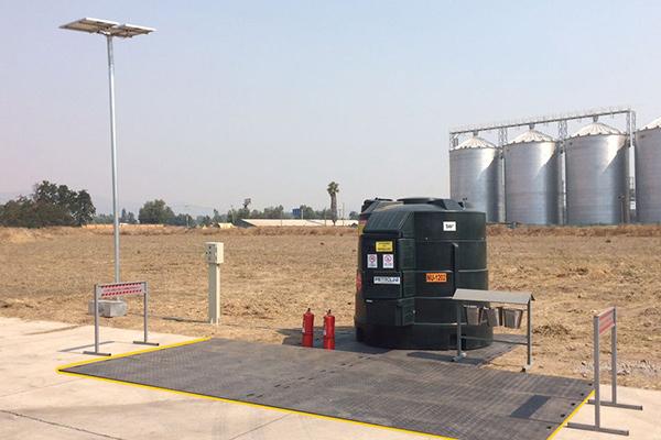 Expomin 2018: PETROLINE presenta innovadora estación de combustible desmontable para faenas mineras